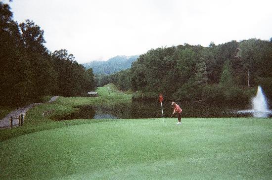 Fox Run Resort: Rumbling Bald Golf Course