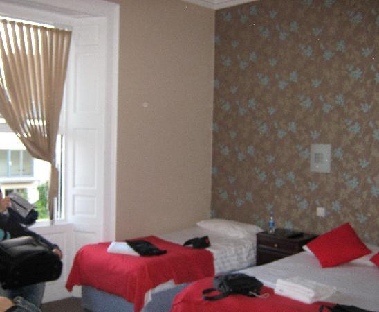 Park View House Hotel: Scorcio della camera