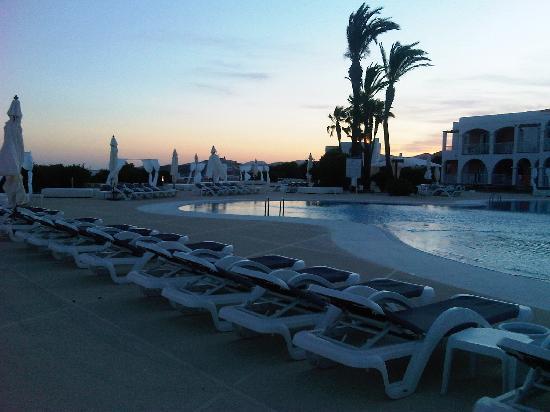 the one ibiza hotel al tramonto