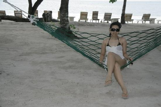 Amarela Resort: almost at the beach