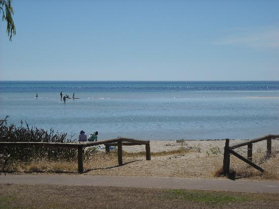 Dunsborough, Australia: View from Neptune cottage at Whalers Cove