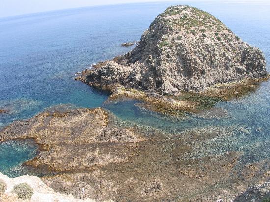 Hostal Restaurante Isleta Del Moro: Esta es la famosa isleta