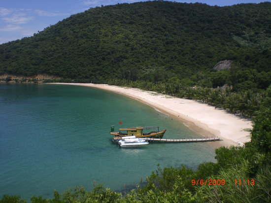 Hội An, Vietnam: Ong Beach - CHAM Islands