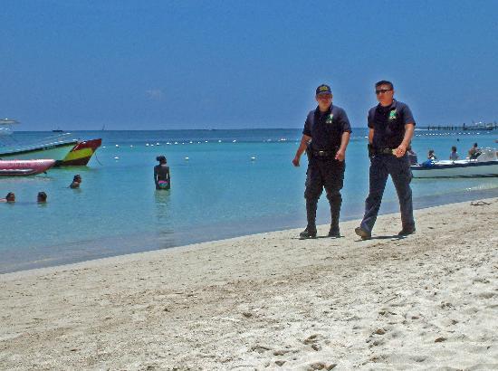 Bananarama Beach and Dive Resort: Tourist Police - Keeping it Safe