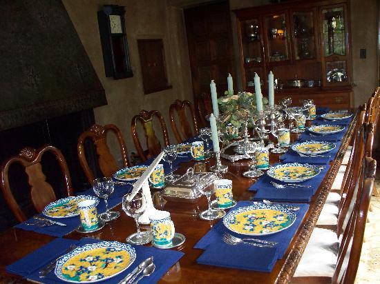 Old Monterey Inn: AMAZING BREAKFAST