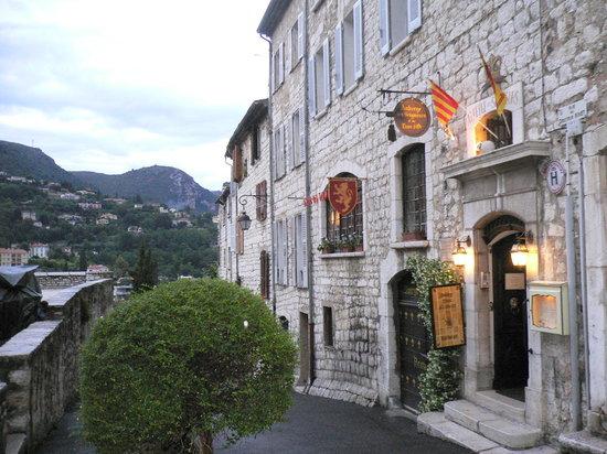 Auberge des Seigneurs et du Lion d'Or: The hotel