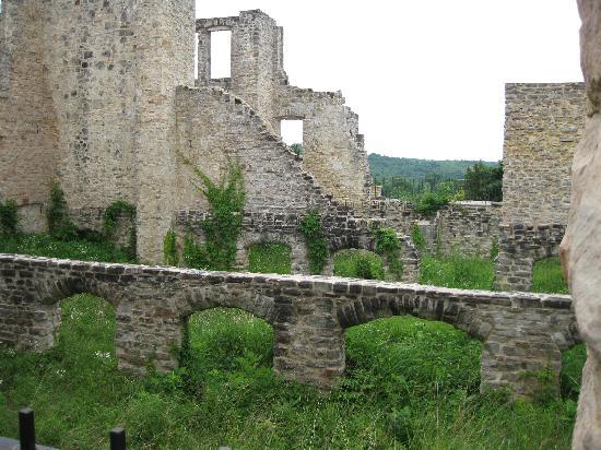 Camdenton, Μιζούρι: Castle ruins