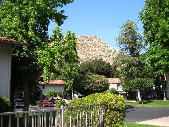 Riviera Oaks Resorts : Mountain in background