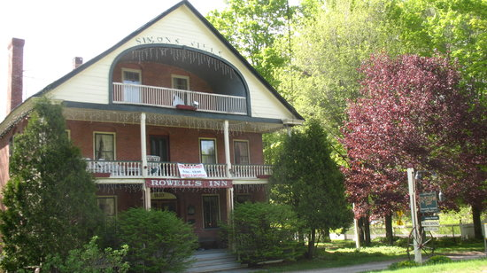 Andover, Вермонт: Rowell's Inn