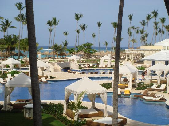 Iberostar Grand Hotel Bavaro: View from our room