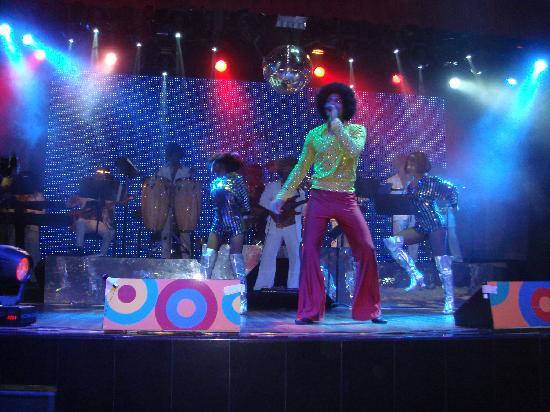 Iberostar Grand Hotel Bavaro: Boogie Nights show