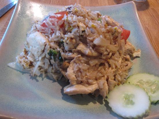 Lemongrass : Chicken fried rice