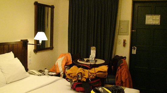 Casa Andina Premium Cusco: la habitacion
