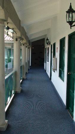 Casa Andina Premium Cusco: pasillos