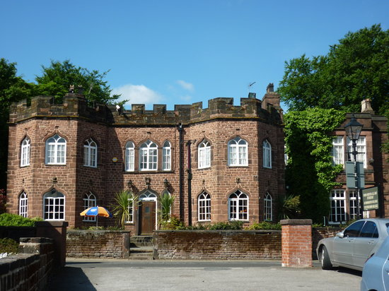 Childwall Abbey Hotel