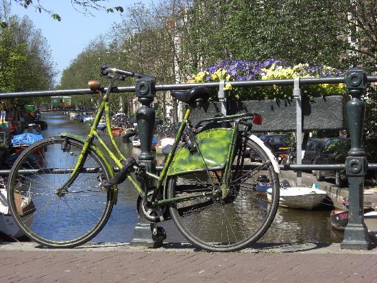 Amsterdam Escape: HALMARK MOMENT!!