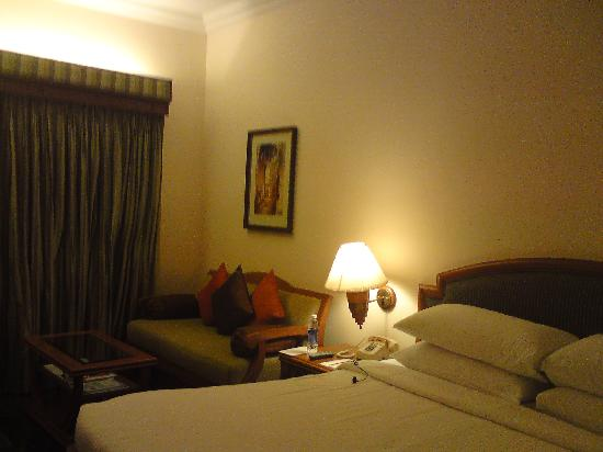 The Gateway Hotel Ummed Ahmedabad: The room