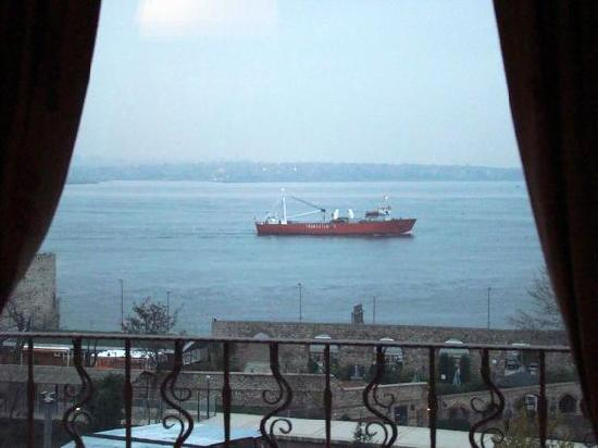 Poem Hotel Istanbul: Room with a view