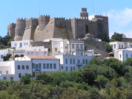 Pizza i Patmos