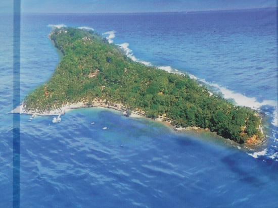 Havelock Island, Indien: Ariel View of an island close to Havelock