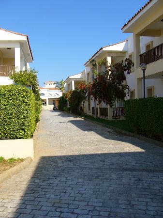 Aktea Beach Village: Omgivningen runt hotellet