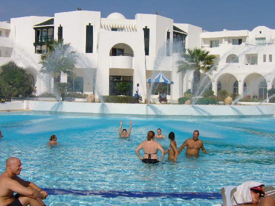 Hôtel Palm Azur : Poolen