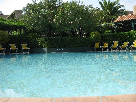 Media Garden Hotel: the pool
