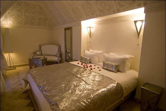 Riad Argan: Habitacion Perla