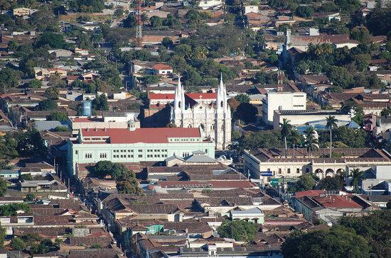 Le Salvador : Parque Libertad