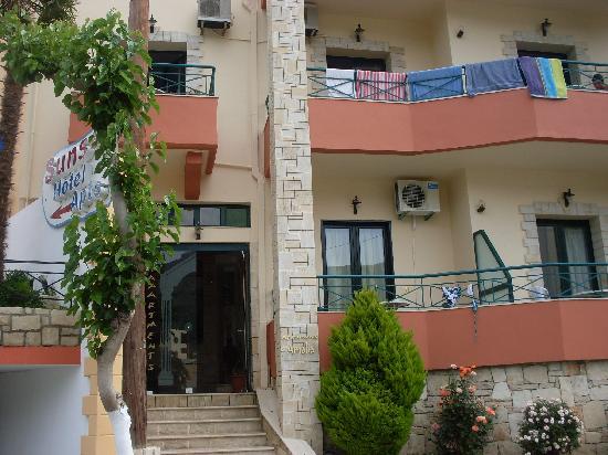 Hotel Keim St Anton