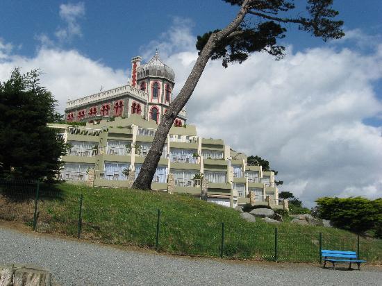 Saint-Quay-Portrieux, France: the hotel
