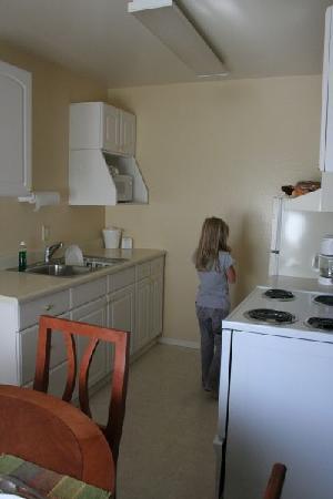 Marin Suites Hotel: Kitchen