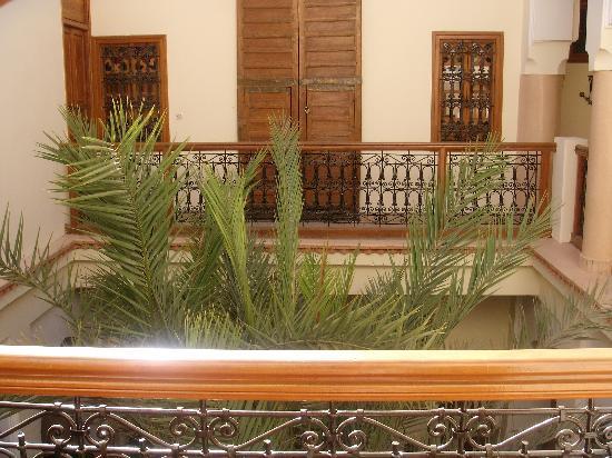 Riad Les Trois Palmiers El Bacha : Riad