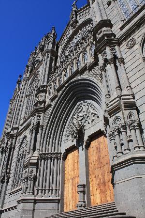 Basilica San Juan Bautista, Arucas