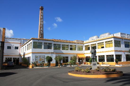 Rum Factory, Arucas