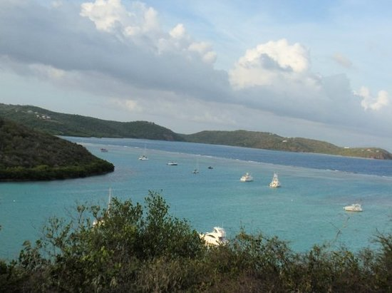 Views from our drive through Culebra