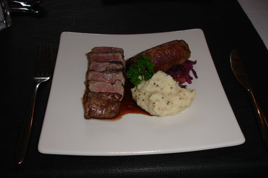 The Boat House Restaurant: Lovely maincourse