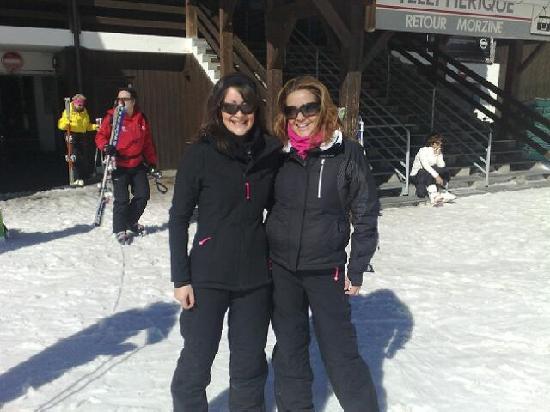 rudechalets - Chalet Joseph : sisters on the slopes