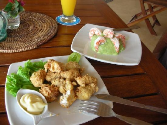 Punta Veleros, Peru: Best lunch ever!