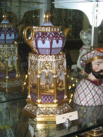Trenton, TN: Teapot from Corsica.