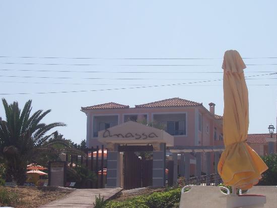 Anassa Hotel: The Hotel