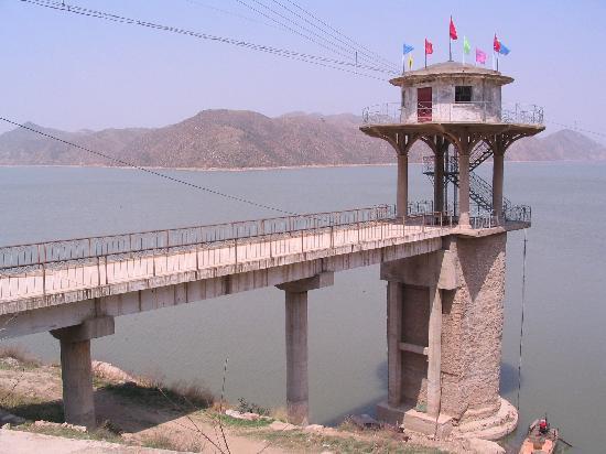 Hebei, Chiny: Yun2 Zhou1 Reservoir