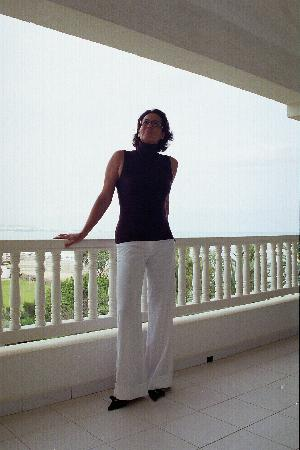 Hotel Palace Oceana Hammamet: terrasse et bonheur à l'Oceana