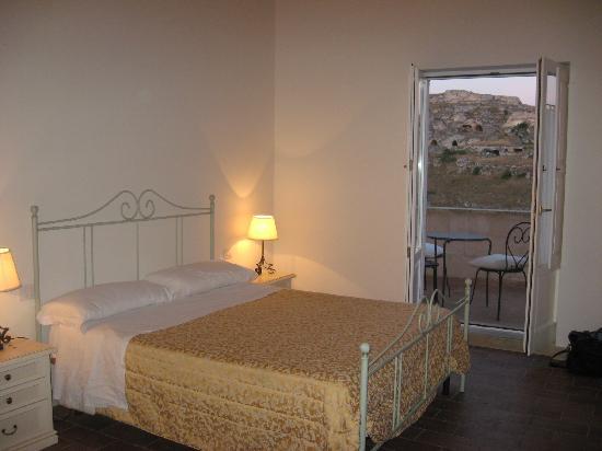 Caveoso Hotel : chambre