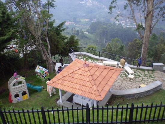 Club Mahindra Coaker's Villa: Play area for kids
