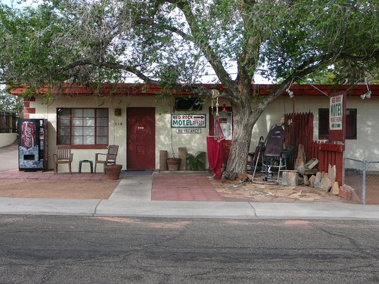 Red Rock Motel : Red Rock Office