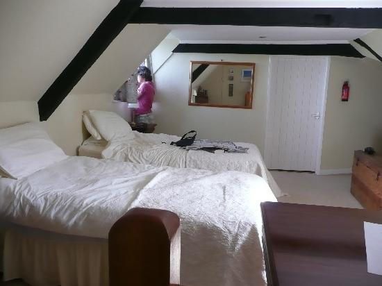 Burngate Farm: Our Room