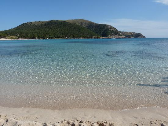 Cala Agulla Foto Di Hotel Amp Spa S Entrador Playa Cala