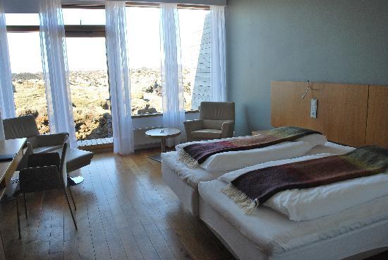 Silica Hotel : Simple room