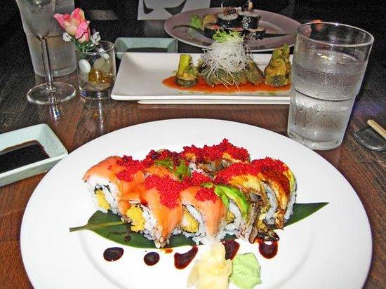 Szechuan Chalet : Sushi in Sato